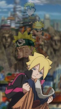 "In the chapter 40 Boruto manga, we are reiterated that Boruto is a ""container"" for Momoshiki. This also applies to Kawaki which is used as an Isshiki . Anime Naruto, Naruto Shippudden, Kakashi Sensei, Manga Anime, Naruto Movie 3, Wallpaper Naruto Shippuden, Naruto Wallpaper, Wallpapers Naruto, Animes Wallpapers"