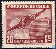 Chile [CHL] - Flight Pictures 1948