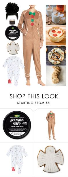 """Wrapping Presents: December 23"" by allison-syko ❤ liked on Polyvore featuring Cozy Zoe and Sara Happ"