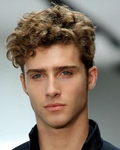 How to Conquer Curly Hair for Men