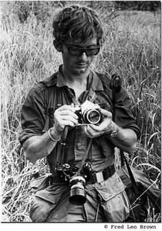 Dana Stone, combat photographer during Vietnam War was captured on April 6, 1970 along with Sean Flynn (son of movie star Errol Flynn), and remains of either man never found.