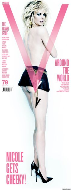 Nicole Kidman | Mario Testino | V Magazine September 2012 | 'Truth orBare' - 3 Sensual Fashion Editorials | Art Exhibits - Anne of Carversville Women's News