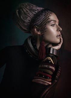 FGR Exclusive | Victoria Zuban by David Benoliel in Haunted