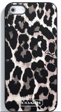 totally love this iphone 5 case from Coach