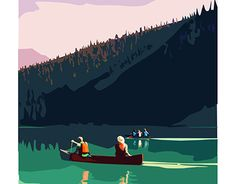 "Check out new work on my @Behance portfolio: ""Lake"" http://be.net/gallery/49125719/Lake"