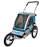 The Allen Jogger and Bike Trailer offers the perfect 2 in 1 product for the active parent like you. The item quickly sets up as either a fully functional fixed wheel jogger or bike trailer right out of the box. Neko, Dog Trailer, Bike Trailers, Go To Walmart, Jogging Stroller, Kids Seating, Cool Bikes, Baby Strollers, Joggers