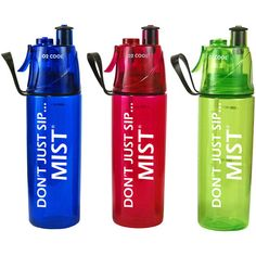 Gotta get me one of these for those nature treks! Nice way to hydrate.