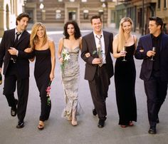 Friends! Best TV Show ever!