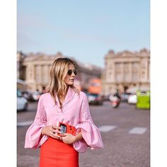 Pretty Outfit Inspiration on Instagram | POPSUGAR Fashion