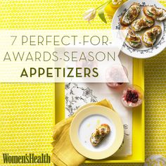 Find an awesome app idea for your next awards show-watching party: http://www.womenshealthmag.com/nutrition/easy-appetizers-for-parties?cm_mmc=Pinterest-_-womenshealth-_-content-food-_-awardsseasonapps