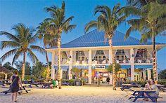 Cayman Islands Beach Bar