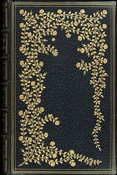 Cover of a book Author - George William Curtis ). Book Cover Art, Book Cover Design, Book Design, Book Art, Art Nouveau, Art Deco, Victorian Books, Antique Books, Vintage Book Covers