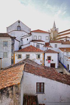 Obidos ~ Portugal Enjoy Portugal Holidays-Travelling to Portugal www.enjoyportugal.eu
