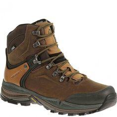 310de49b5bb1 01527 Merrell Men s Crestbound Gore-Tex Hiking Boots - Dorado  www.bootbay.com