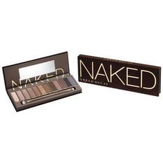 Shop Naked Eyeshadow Palette by Urban Decay at MECCA. The palette that revolutionised neutrals encases bronze-hued eyeshadows to create seductive eye looks. Urban Decay Makeup, Urban Decay Eyeshadow Palette, Naked Palette, Shimmer Eyeshadow, Eyeshadow Makeup, Champagne Eyeshadow, Neutral Palette, Eyeshadow Brushes, Neutral Colors