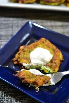 Zucchini Corn Fritters from The Foodie Army Wife Easy Vegetable Side Dishes, Vegetable Dishes, Veggie Appetizers, Vegetable Recipes, Fresh Vegetables, Veggies, Zucchini Corn Fritters, Vegetable Salad, Dinner Recipes