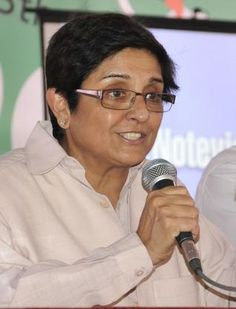 Delhi Election 2015: Former IPS Officer Kiran Bedi joins BJP