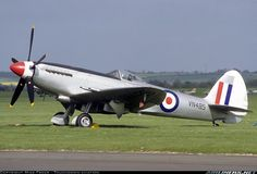 Supermarine 356 Spitfire F24 aircraft picture