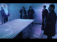 Research Meets Light Art in This Microsoft Installation - http://www.psfk.com/2016/02/research-meets-art-in-this-microsoft-installation.html