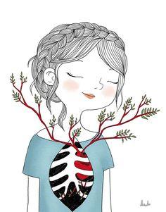 Me florece el corazón by MariaHesse