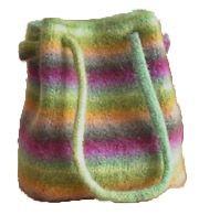 Knitting bag idea