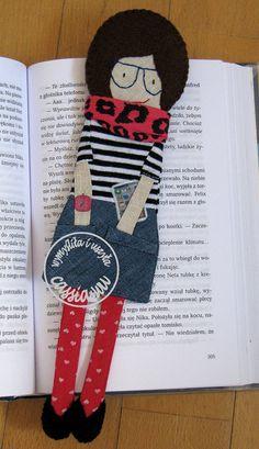 bookmark handmade by cassia.wu