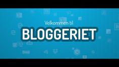 Bloggeriets introduktion 2016 - Vextor trykker på knappen!