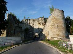 Porte de Laon - Château de Coucy