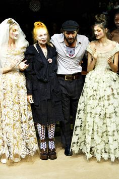 spring 2012 ready-to-wear Vivienne Westwood