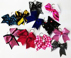 bow key ring grab bag is 3 for $15