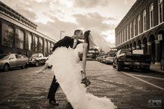 Hot Pink, Orange & Yellow Ybor City-Tampa Wedding - Warehouse Studios (20)