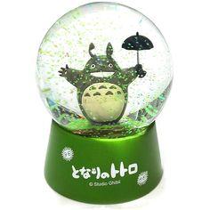 スノードーム・傘を持った大トトロ[SD-T] | トトロ&ジブリグッズ通信販売『めっせ』> <meta property=