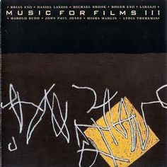 Various - Music For Films III at Discogs