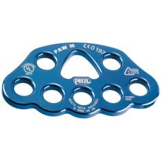 PETZL PAW PLACA MULTIANCLAJE http://www.armeriadelcarmen.es/product.php?id_product=1937 #mountain