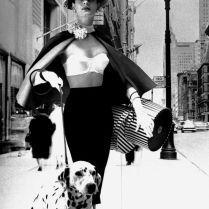 Lillian Bassman, 1956