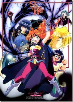 slayers...I loooooove this anime ^-^