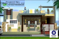 15 Reasons Why People Like Single Floor House Front Wall Design