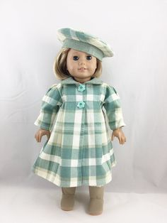 Fits 18 Inch Dolls Like American Girl Gotz Spring by dressurdolly2