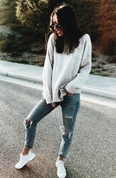 amazing casual winter outfit