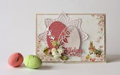 A.Le карты Card Sentiments, Easter Crafts, Scrapbooks, Birthday Wishes, Quilling, Cardmaking, Ale, Embellishments, Big Shot