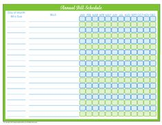 31 Days of Home Management Binder Printables: Day