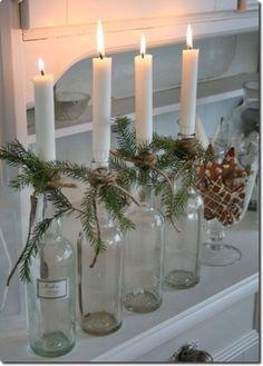 Kalėdinių dekoracijų idėjos II