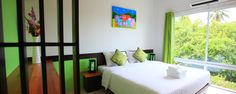 We are a modern classic style resort located in the heart of Muay Thai street in Phuket.