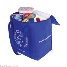 $10.55 per 100 + $75 set up for printing Promotional Printed Cooler Bags Custom Personalised