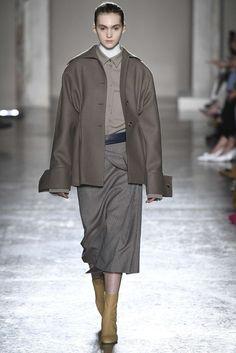 Gabriele Colangelo, Herbst/Winter 2018, Mailand, Womenswear