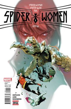 Spider-Woman Omega (2016) Issue #1