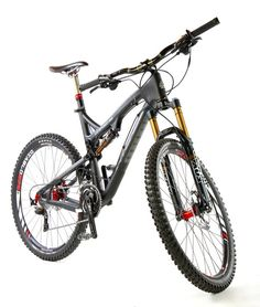 Photo of the Day: The Intense Carbine 275 | News | mountain-bike-action