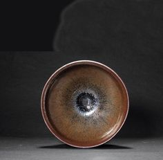 A Fine Jianyao black Glazed Hare's Fur teabowl Southern Song Dynasty