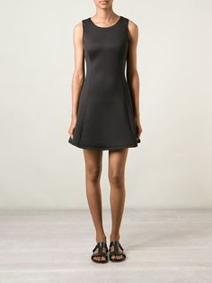Pop Cph Sleeveless Flared Dress - Voo Store - Farfetch.com