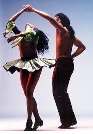 Resultado de imagem para dança de salão lambada
